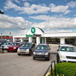 Used Cars Indianapolis >> Drivetime Used Cars 10 Photos Used Car Dealers 1202 N