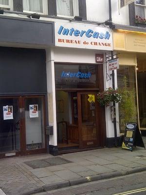 Photo Of Intercash Bureau De Change Winchester Hampshire United Kingdom