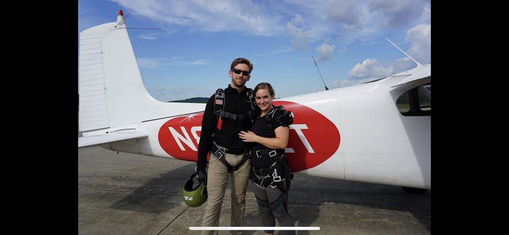Skydiving Fayetteville: 4500 S School Ave, Fayetteville, AR