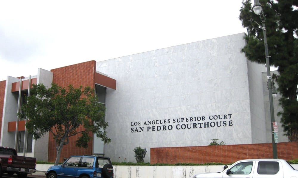 San pedro court house geschlossen ffentliche for Comedor 505 san pedro