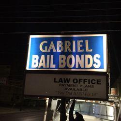 Gabriel Bail Bonds Bail Bondsmen 1502 W Martin St San