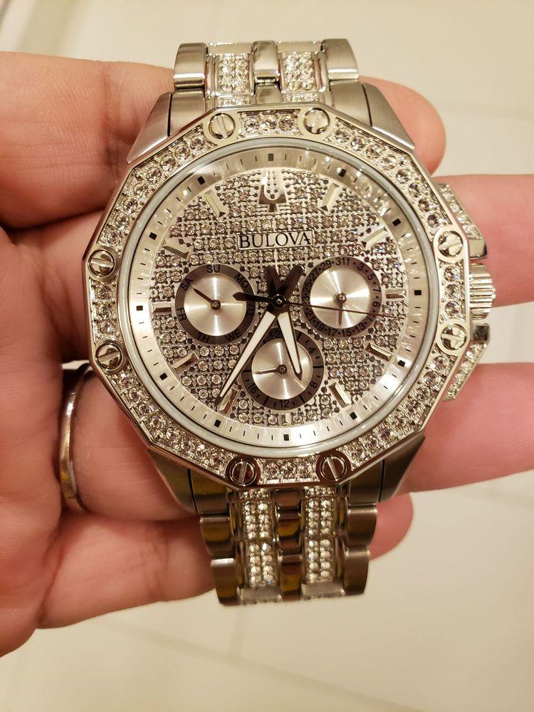 J N Jewelry & Watch Repair Center: 1406 N Azusa Ave, Covina, CA