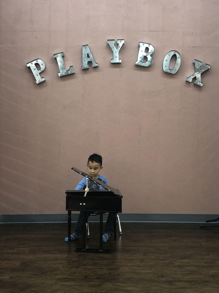 Playbox Indoor Playground: 301 N Mustang Rd, Mustang, OK
