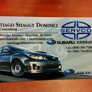 Servco Subaru Waialae Used Cars