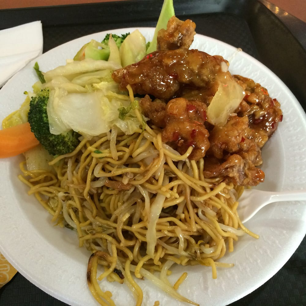 Chinese Food West Edmonton Mall