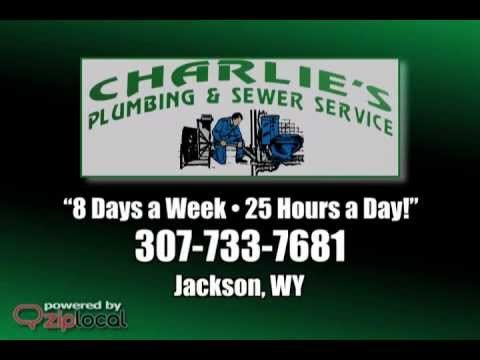 Charlie's Plumbing & Sewer Service: Jackson, WY