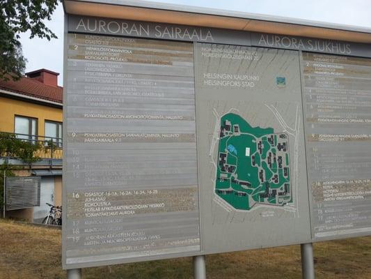 Aurora Sairaala