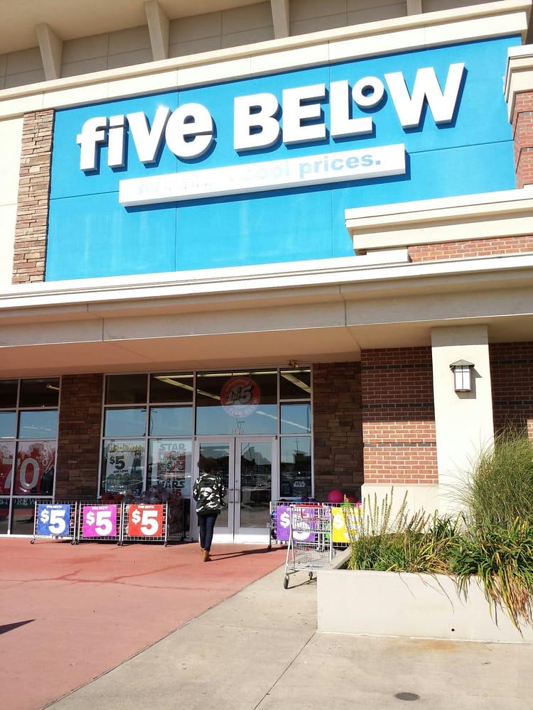 Five Below: 3140 Fairlane Dr, Allen Park, MI