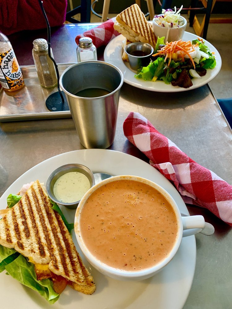 The Cafe On Broadway: 123 N Broadway St, Siloam Springs, AR