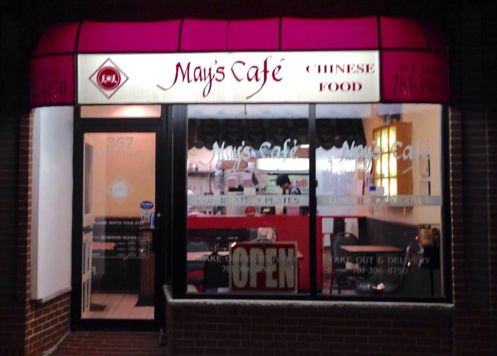 May S Cafe Medford Ma