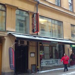 mat drottninggatan stockholm