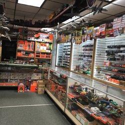 Ridgefield Hobby Shop - Hobby Shops - 508 Broad Ave, Ridgefield, NJ
