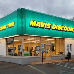 Mavis Discount Tire Tires 1860 N Olden Ave Ewing Township Nj