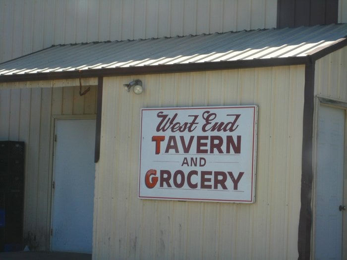 West End Tavern & Grocery: 6153 Highway A, Frohna, MO