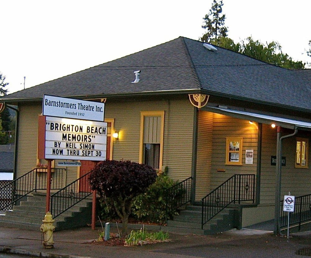 Barnstormers Theater: 112 NE Evelyn Ave, Grants Pass, OR