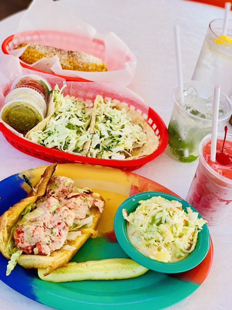 Frenchys South Beach Cafe: 351 S Gulfview Blvd, Clearwater Beach, FL