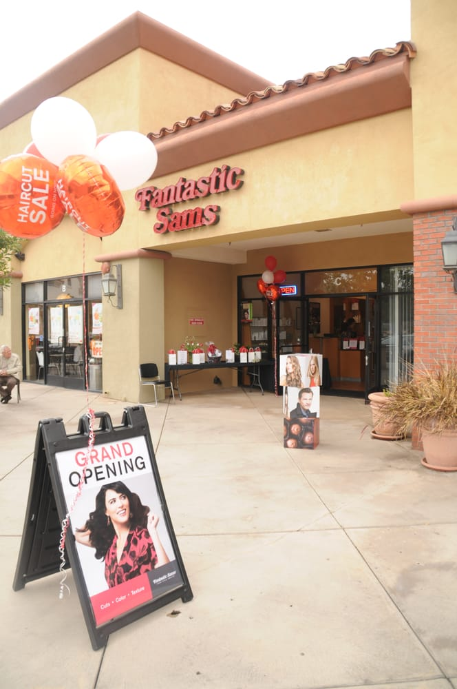 Fantastic sams hair salons 18 reviews hair salons for Sams salon