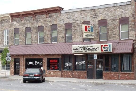 Country Club Family Restaurant: 535 Main St, Medina, NY