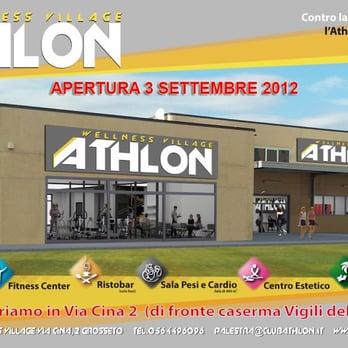 Athlon Wellness Village - Sports Clubs - Via Cina 2, Grosseto, Italy ...