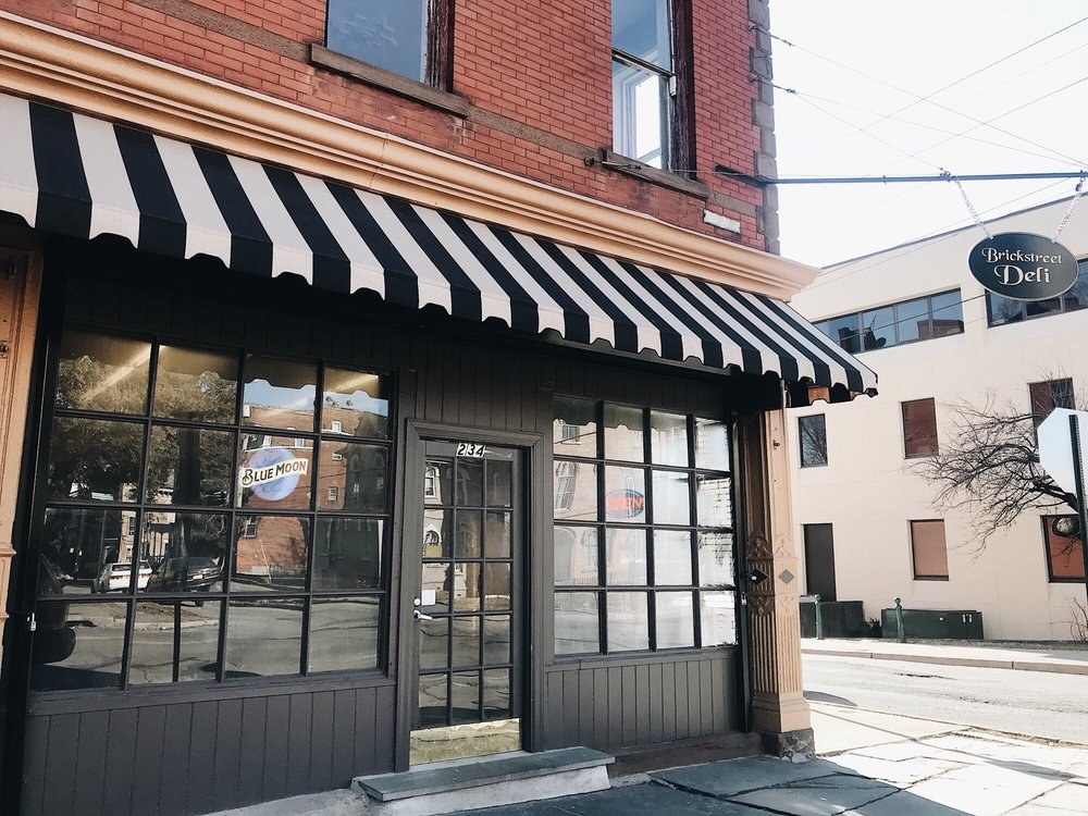 Brickstreet Delicatessen: 234 Liberty St, Newburgh, NY