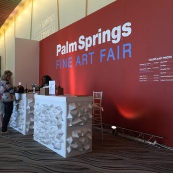 Palm springs convention center 59 photos 26 reviews for Palm springs craft fair