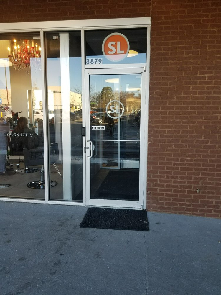 Photo of Bodyzilian Wax - Atlanta GA United States. Front door to Salon & Front door to Salon Lofts. Bodyzilian Wax Is located inside. - Yelp