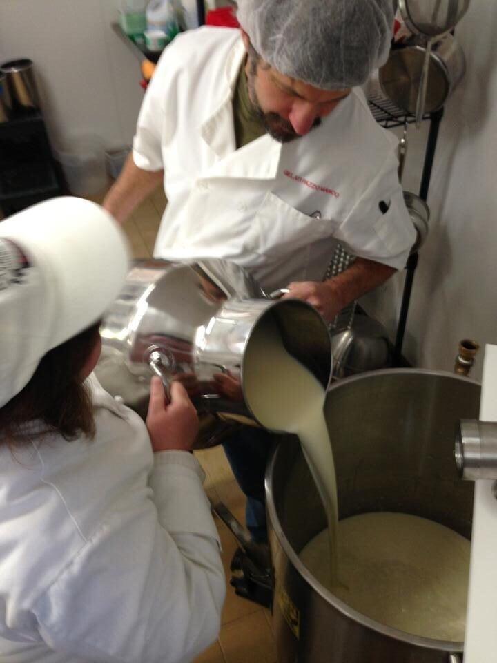 Pazzo Marco Creamery: 39250 South Hwy 1, Gualala, CA