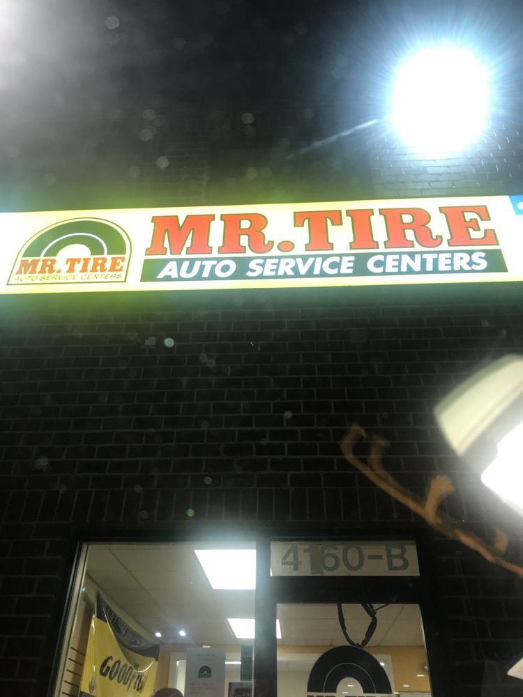 Mr Tire Locations >> Mr Tire Arlington Atlanta Zombie Tour