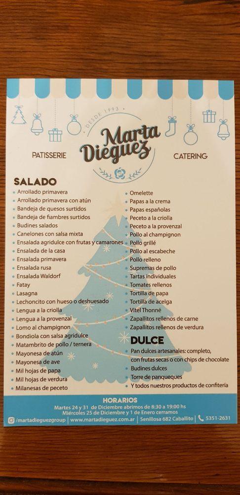 Marta Dieguez: Senillosa 682, Buenos Aires, C