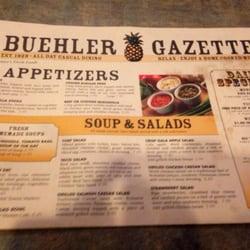 The Mill Restaurant Buehler S