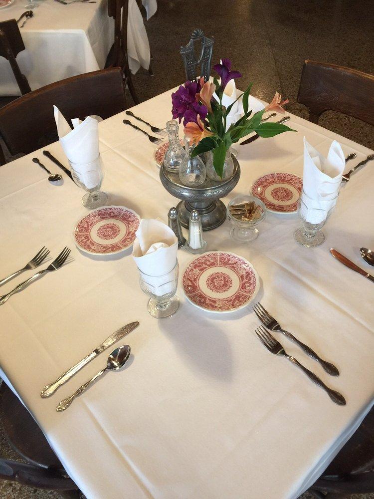 Siebkens Resort Main Dining Room: 280 S Lake St, Elkhart Lake, WI