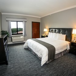 Photo of Tanglewood Resort and Conference Center - Pottsboro, TX, United  States. King. King Hotel Suite