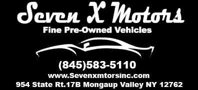 Seven X Motors >> Seven X Motors 954 State Route 17b Mongaup Valley Ny Auto Dealers