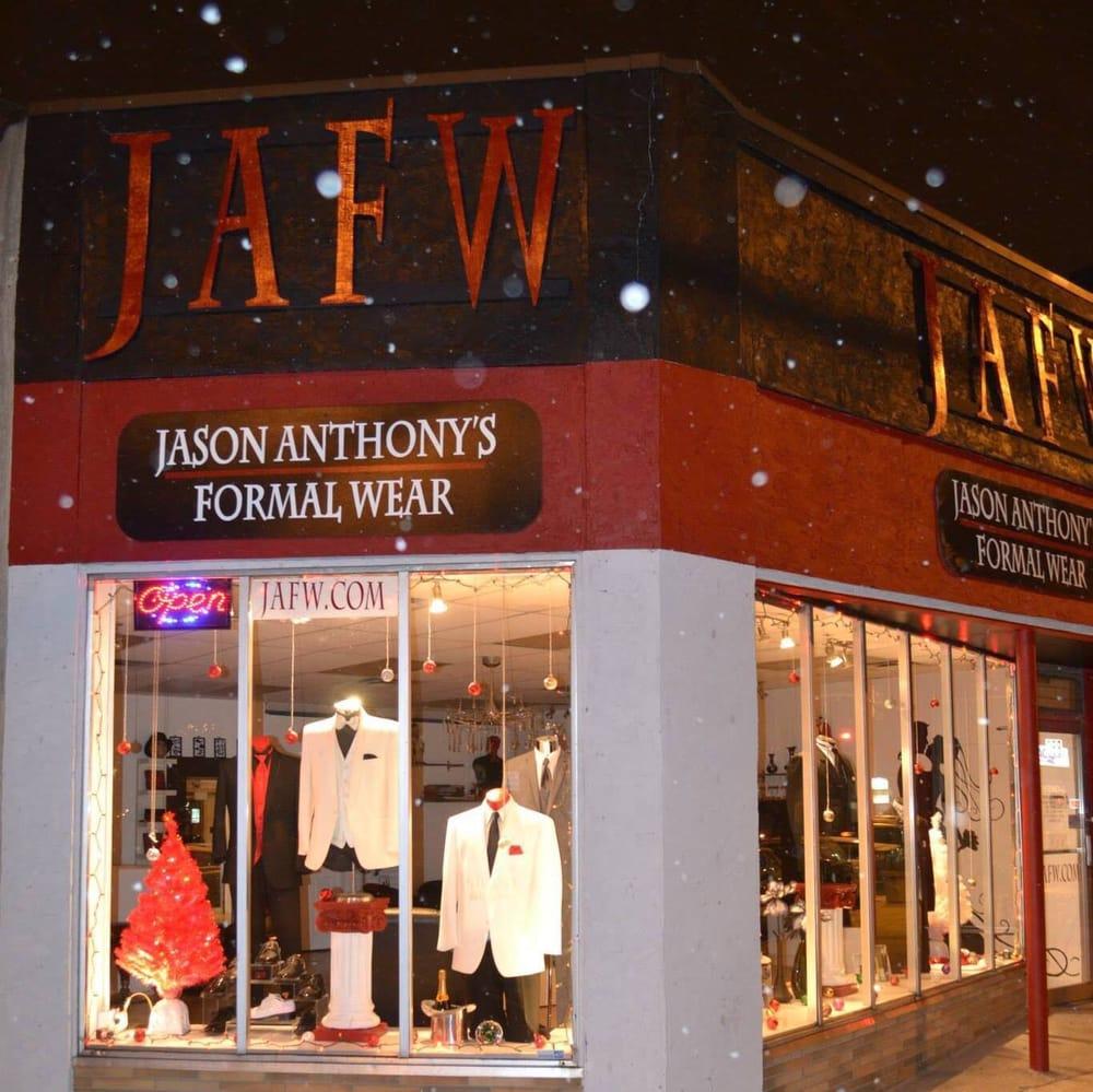 Jason Anthony's Formal Wear