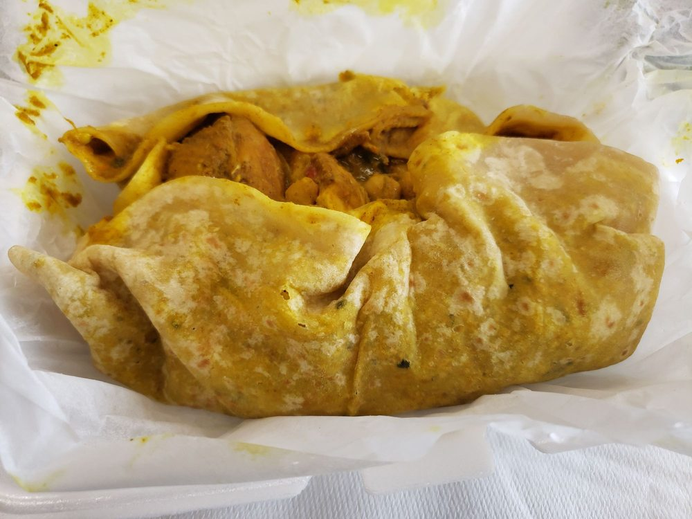 Island Vibes Caribbean Grill: 655 N Central Ave, Atlanta, GA