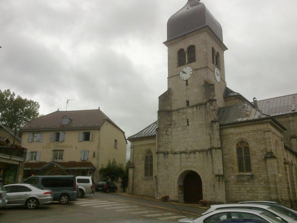 Hôtel la Couronne - Jougne
