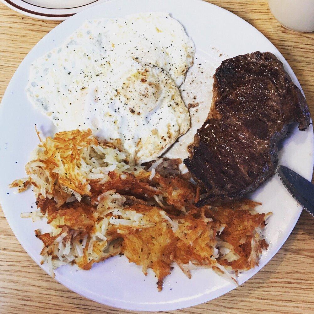 Megan's Diner: 1105 Albert Pike Rd, Hot Springs, AR