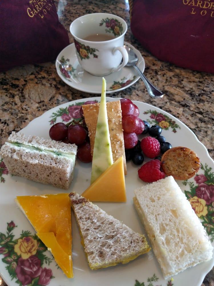 Garden View Tea Room Orlando Fl