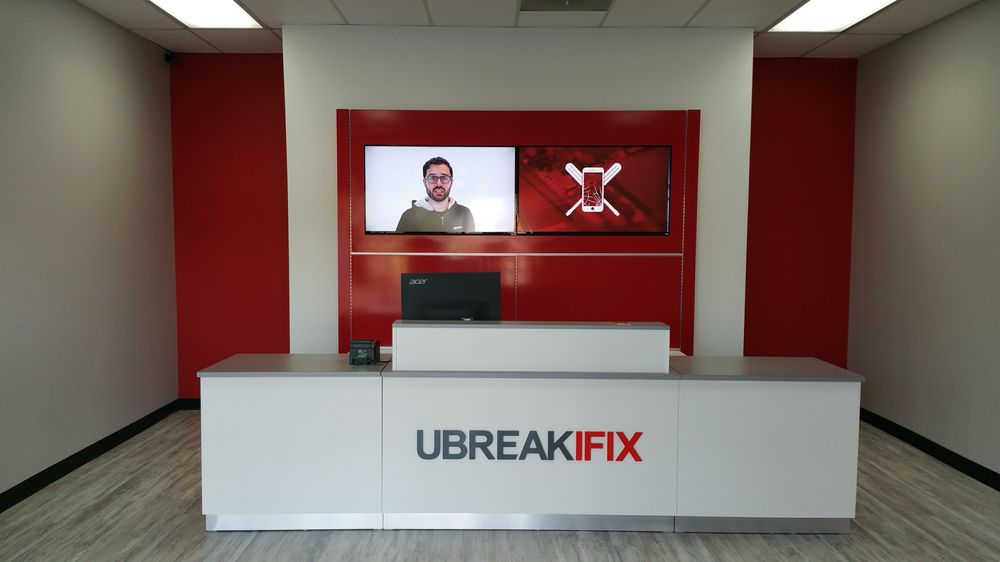 uBreakiFix: 2771 S Church St, Burlington, NC