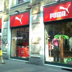 negozi puma a roma
