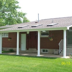 Photo Of Buckeye Home Services   Dayton, OH, United States. Awnings