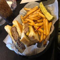 Photo Of Cornerstone Restaurant Pascagoula Ms United States Patty Melt