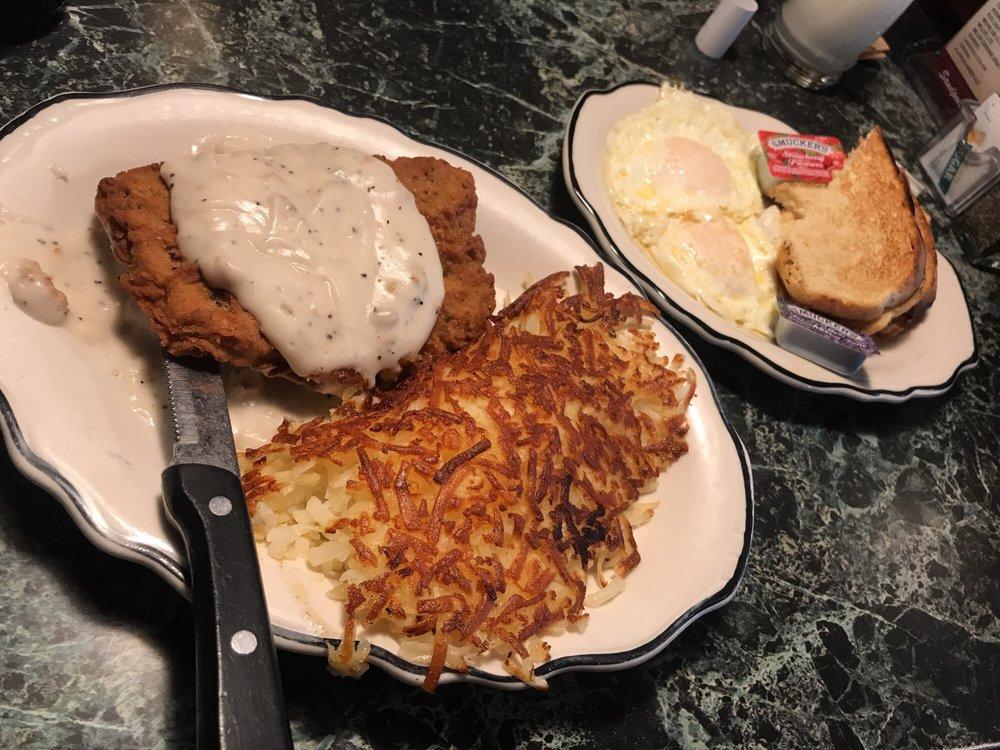 Connie's Cafe: 323 Cedar St, Sandpoint, ID