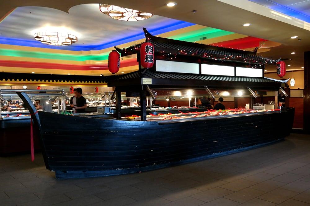 Teppanyaki sushi grill buffet 16 photos 39 reviews for Plenty of fish wichita ks