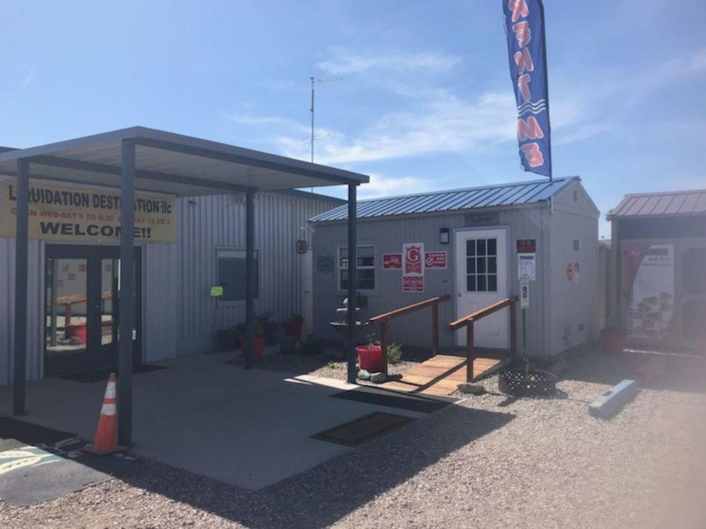 Liquidation Destination: 15395 S Sunland Gin Rd, Arizona City, AZ