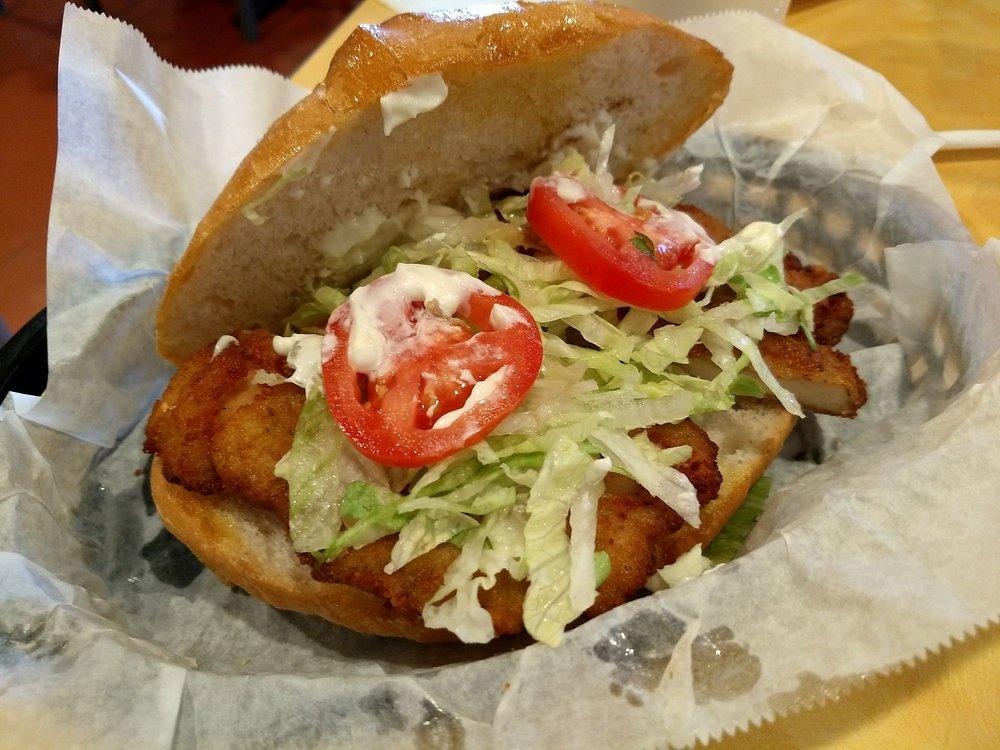 Food from TT's Tacos & Tortas