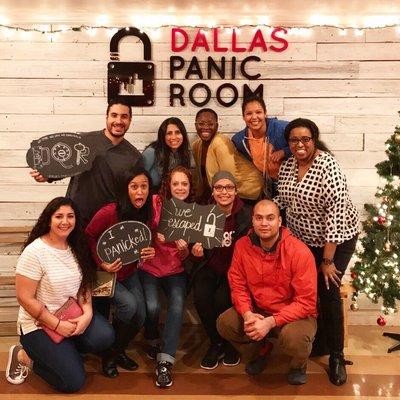 Escape Room Birthday Party Dallas