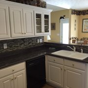 Genial Window Bench Photo Of R U0026 R Cabinets   Columbus, GA, United States.  Refinished Cabinets ...