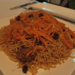 Good for vegetarians a yelp list by whitney b for Ariana afghan cuisine