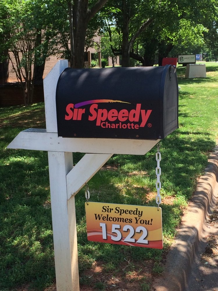 Sir Speedy - Charlotte